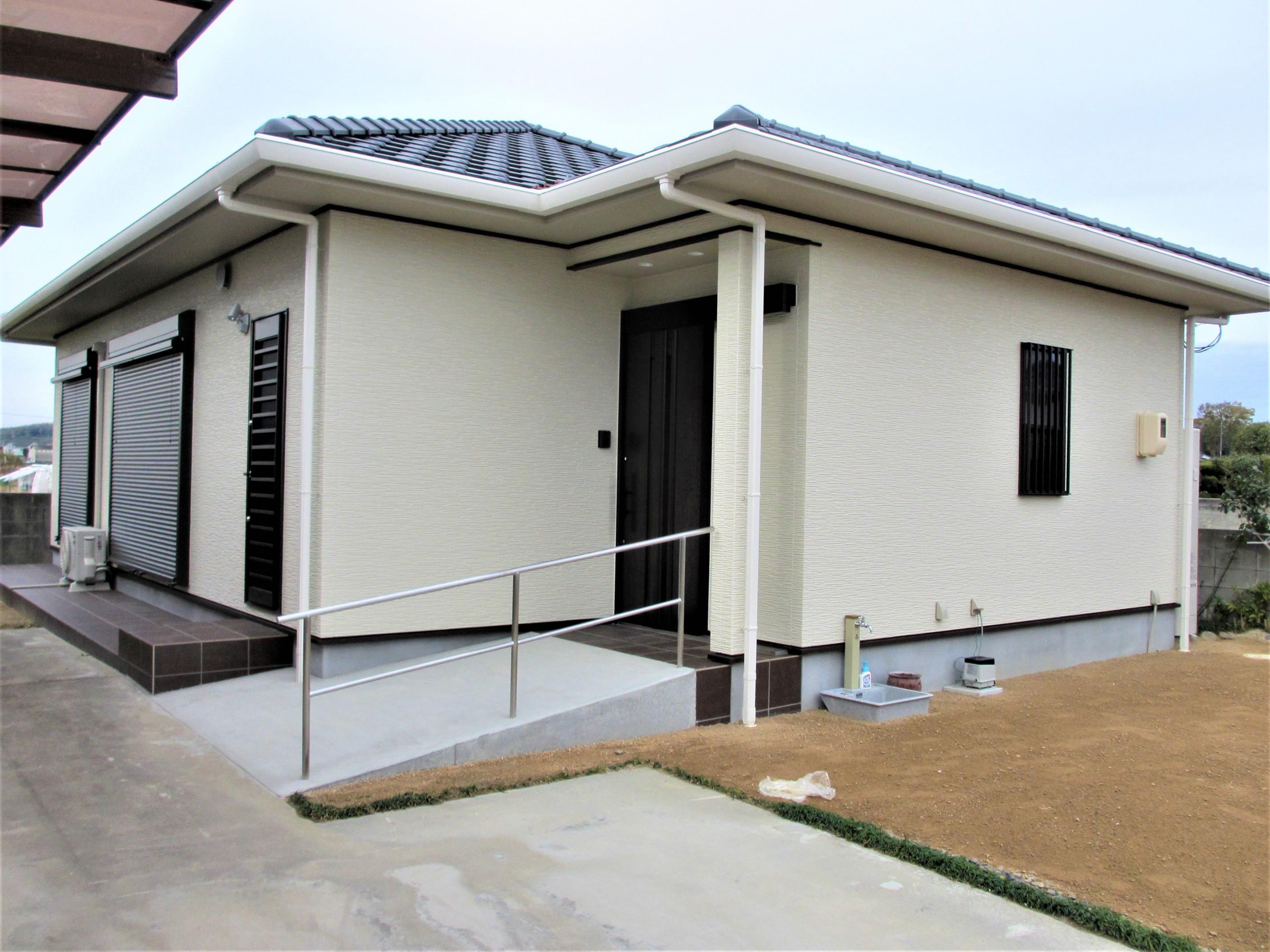 倉敷市M様邸 生活の快適さを詰め込んだ平屋造りの家イメージ
