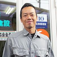 上西 誠イメージ
