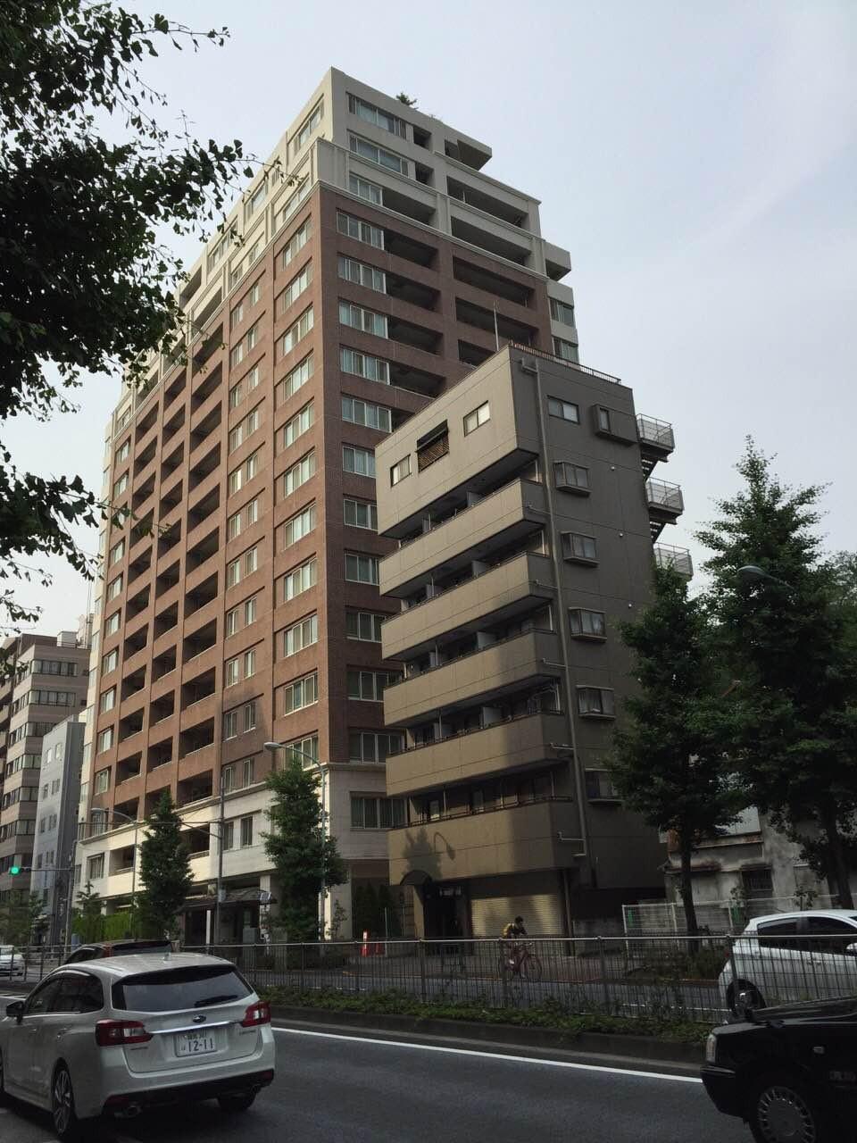 東京都文京区16階 -before