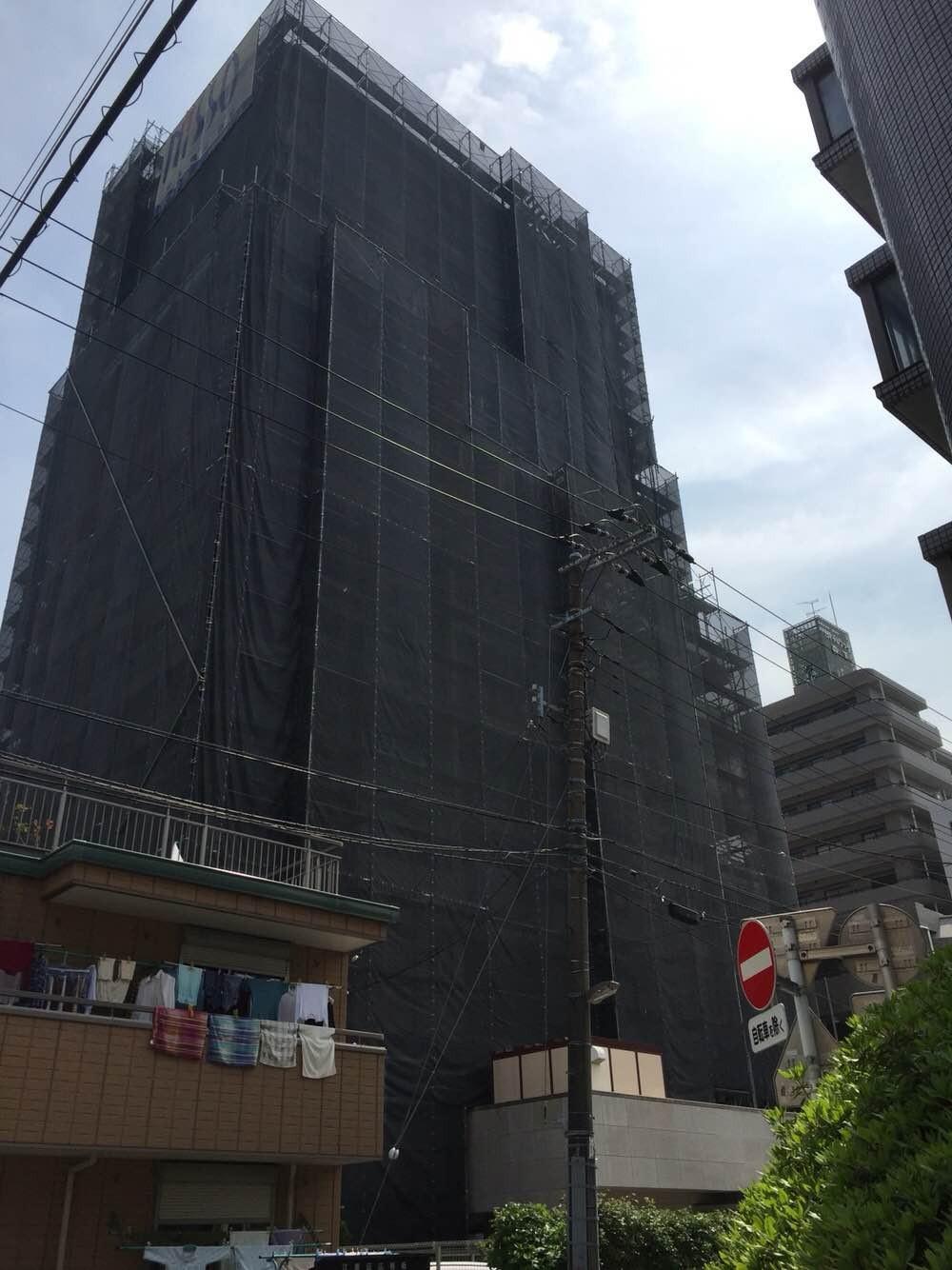 東京都江東区 -before