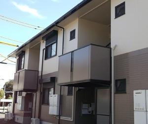 亀山市 Gアパート 塗り替え工事