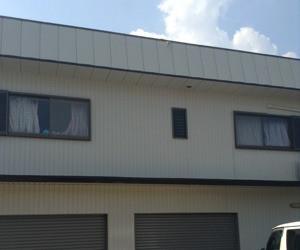 アパート塗り替え施工例