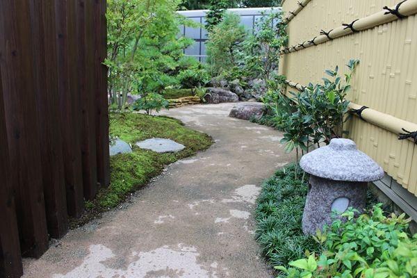 和庭 和風庭園 after