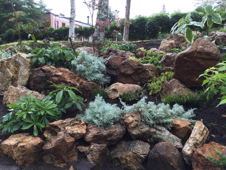 植物を担当したのは東京の青山にあるFUGAです!FUGAのホームページもご覧ください!