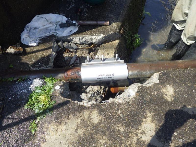 和歌山市管工事業協同組合緊急漏水修繕