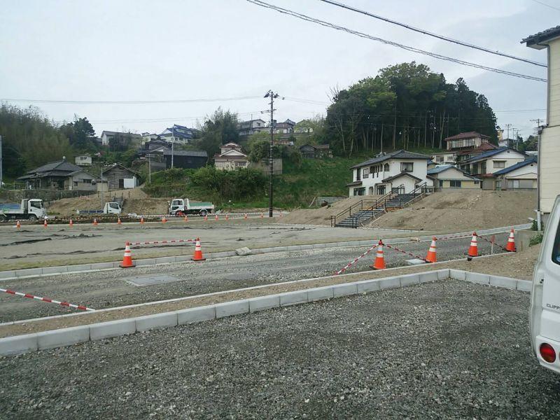 七ヶ浜町 広場整備工事