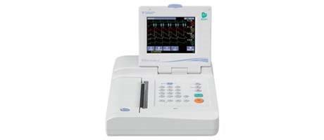 心電付血圧脈波検査装置
