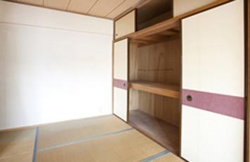 和室改装工事 施工例 -before