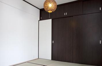 和室改装工事 施工例 -after
