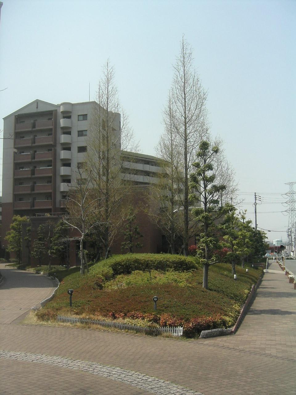 集合住宅MYR