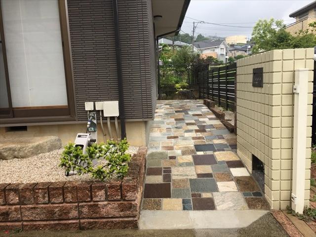 N様邸(戸建て住宅) 施工:ekusie 株式会社旭日緑化建設