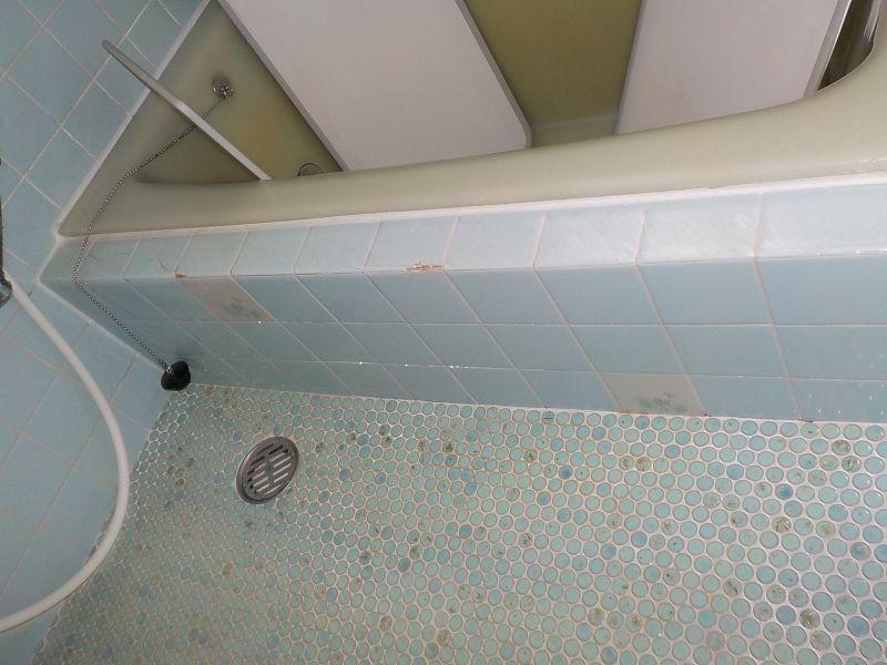 浴室修繕工事
