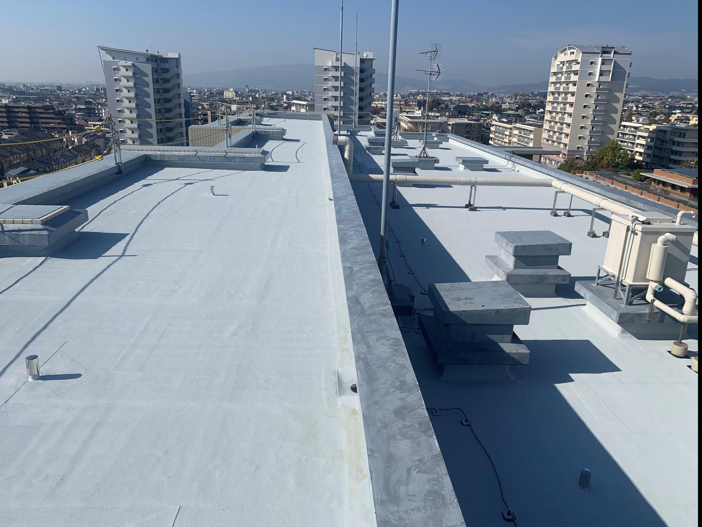 屋上アスファルト防水