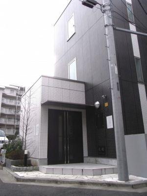 菊名ワンルームマンション1