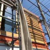 2階建てコンテナ工事 151