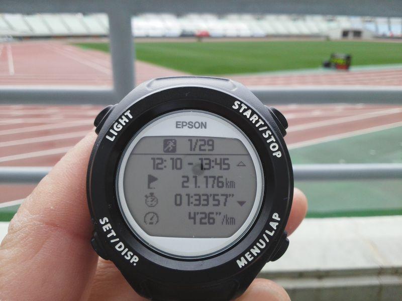 2017 大阪ハーフマラソン