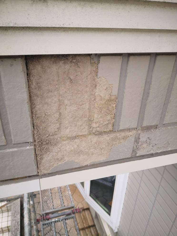枚方市 Y 様邸 外壁塗装工事