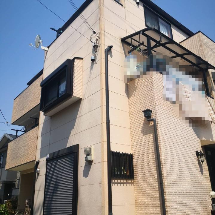 豊中市 Y 様邸 屋根・外壁塗替工事