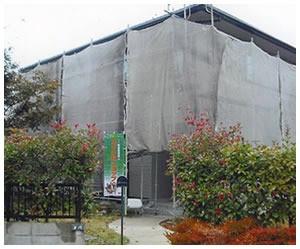 施工前-B様邸の外壁塗装