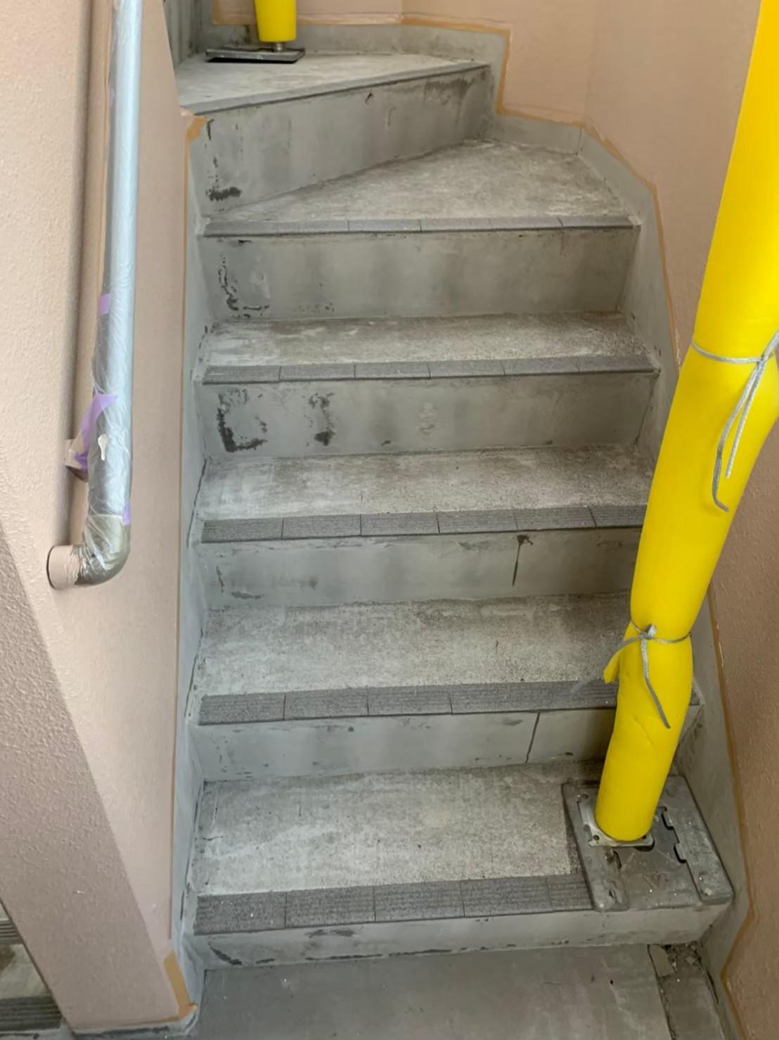 千葉県市川市マンション・長尺シート防水工事画像