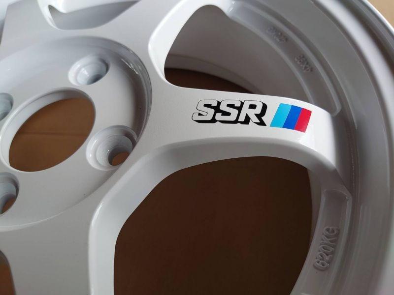 SSR type-C パウダー塗装