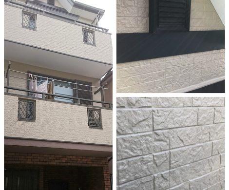 外壁・塗装工事,Before