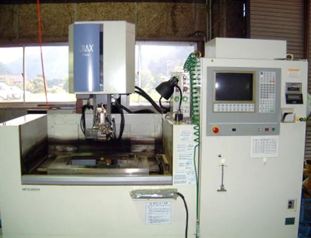 金型・製品加工設備画像
