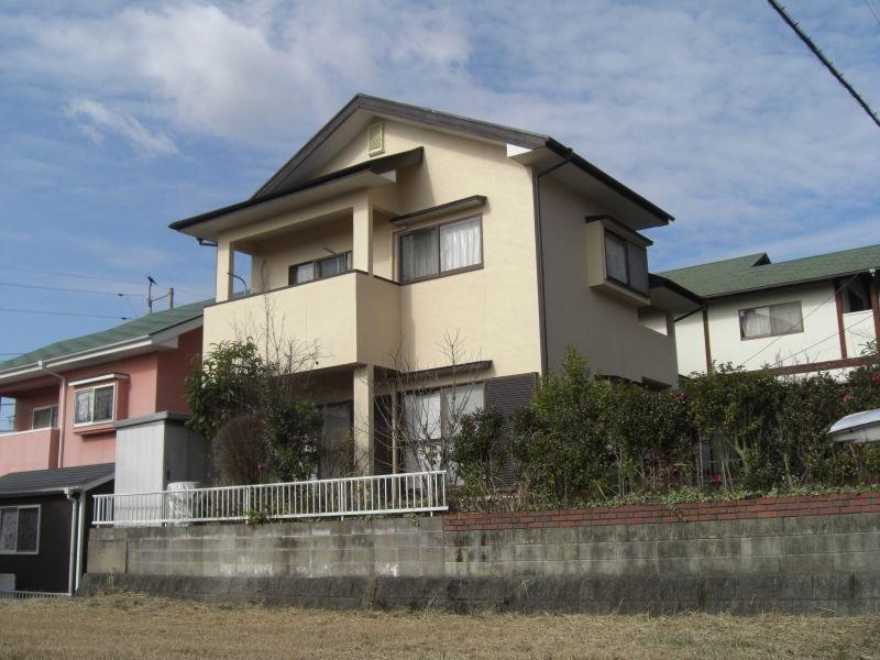 防府市H様邸屋根外壁塗装