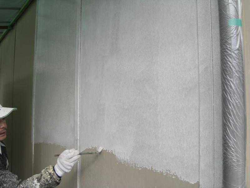 宇部市O様邸外壁塗装