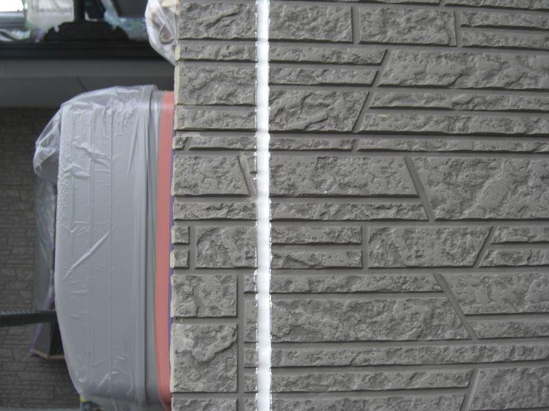 長門市k様邸外壁塗装