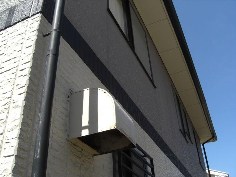 防府市S様邸屋根外壁塗装及びベランダ改修工事