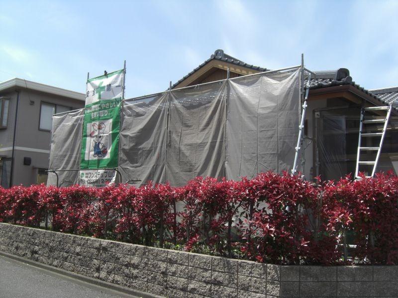 宇部市T様邸外壁塗装