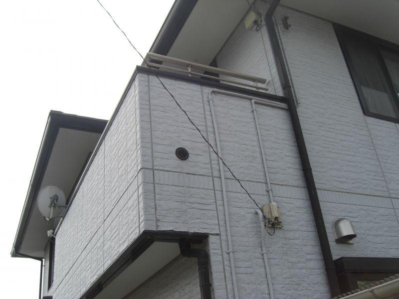 萩市H様邸外壁塗装