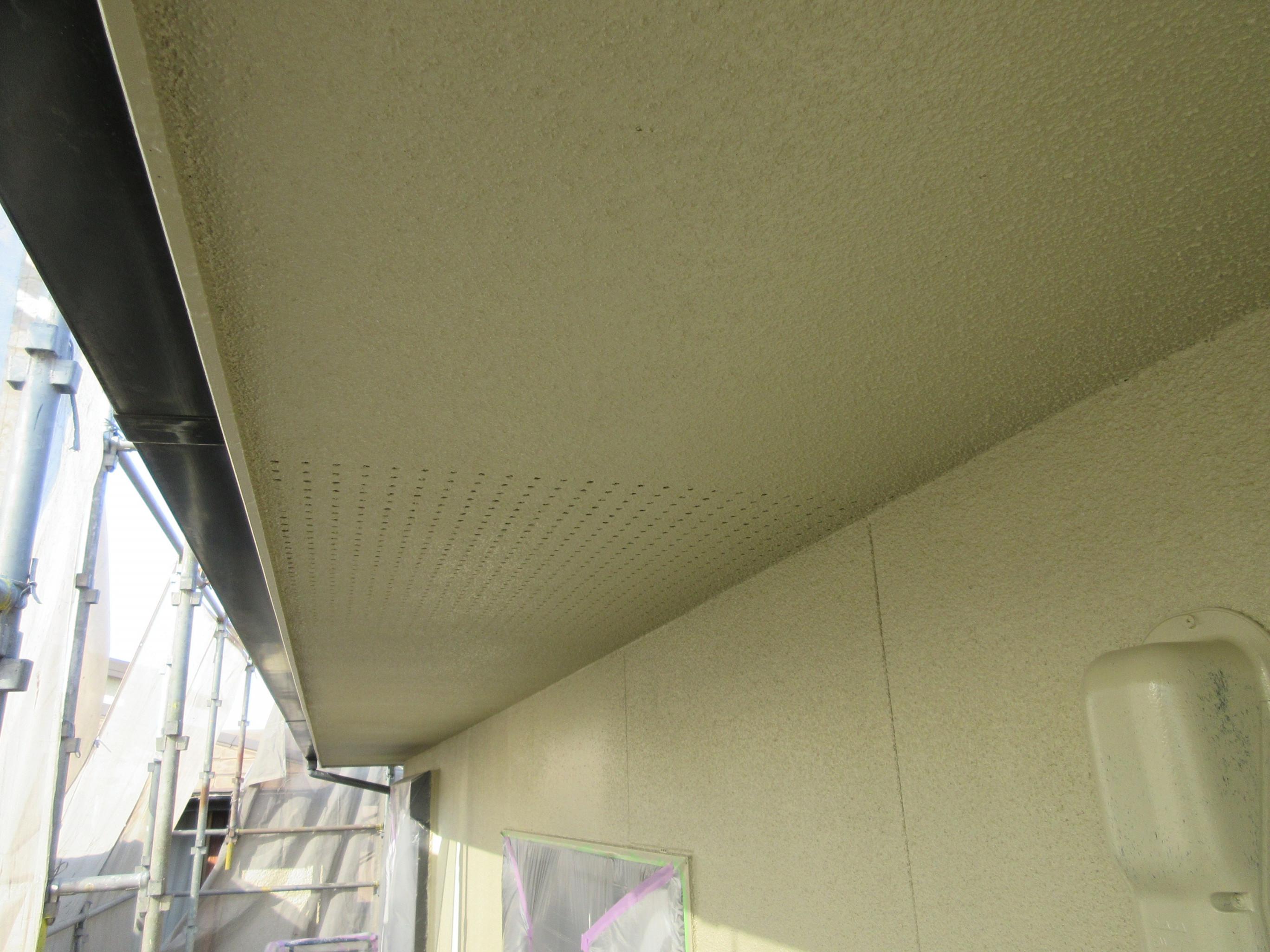 防府市М様邸屋根外壁フッ素塗装