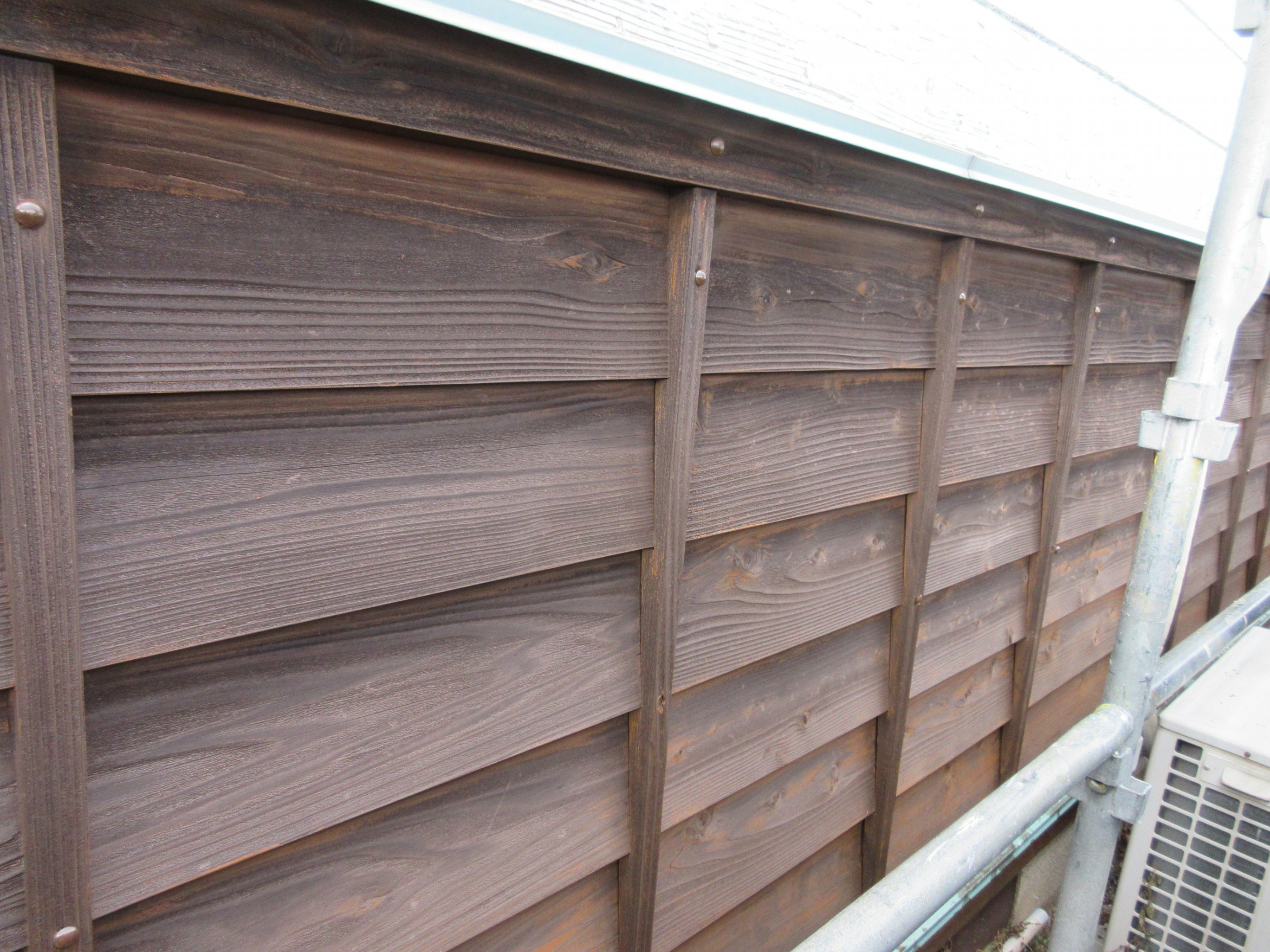 萩市F様邸外壁カバー工法及び塗装工事