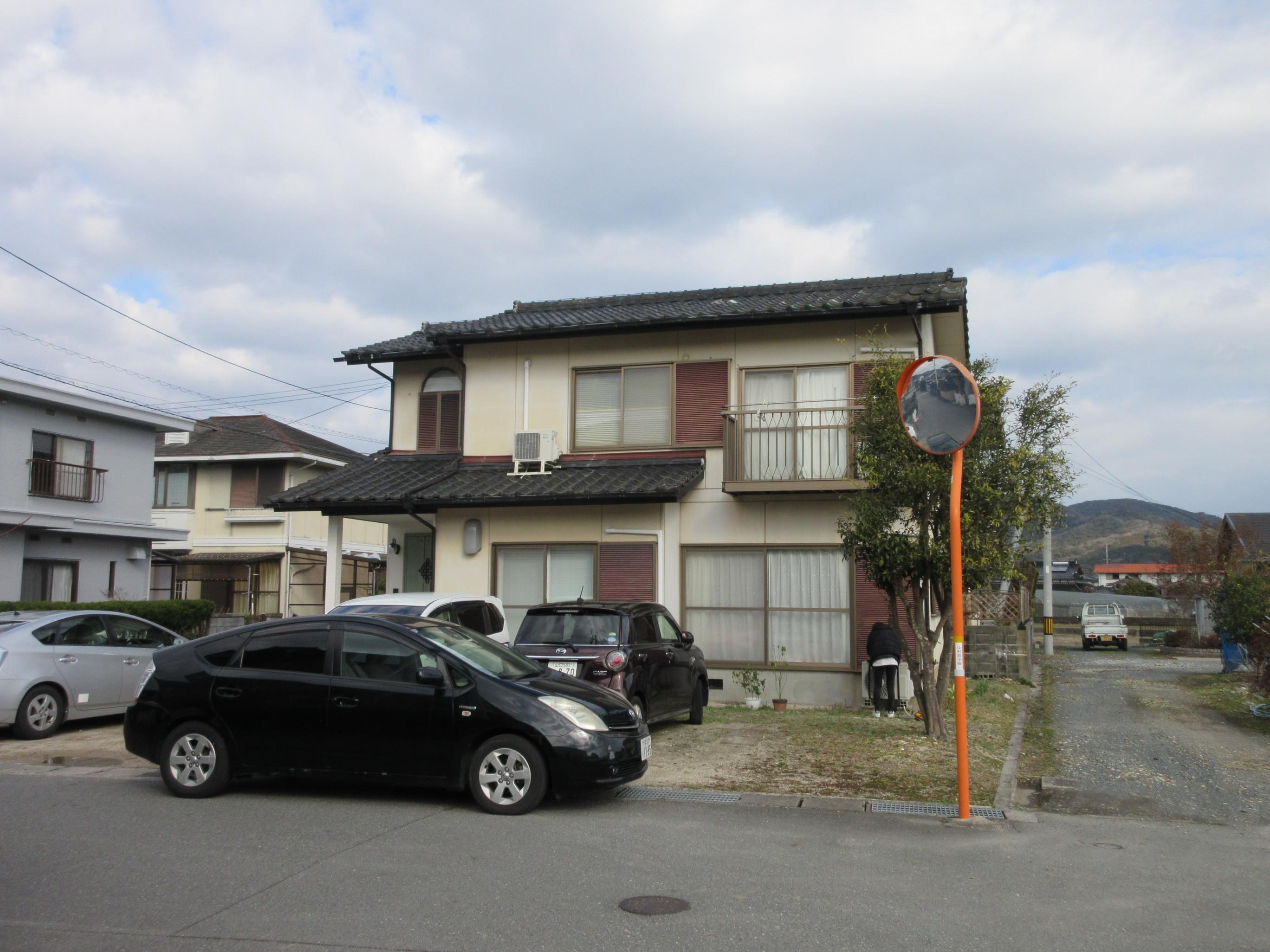 山口市Ⅿ様邸屋根外壁塗装
