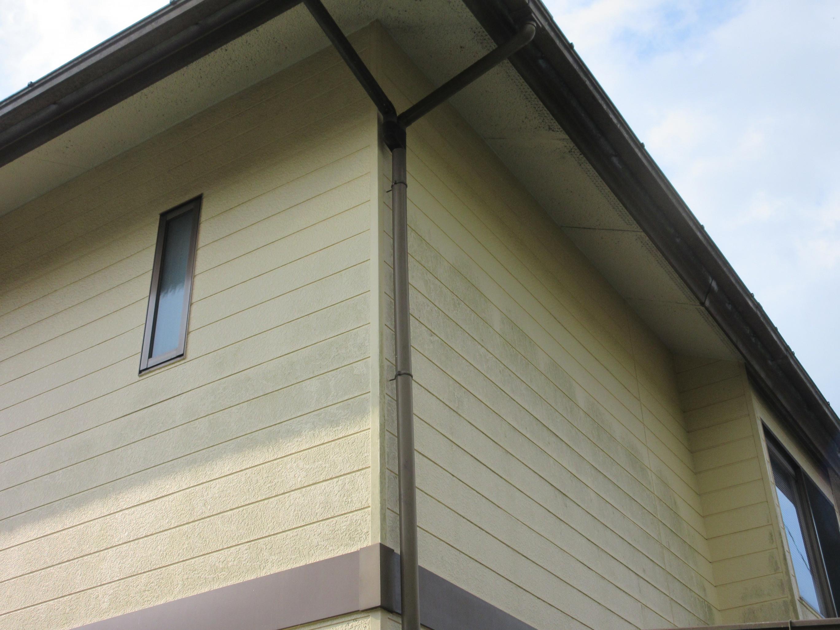 美祢市k様邸屋根外壁フッ素塗装