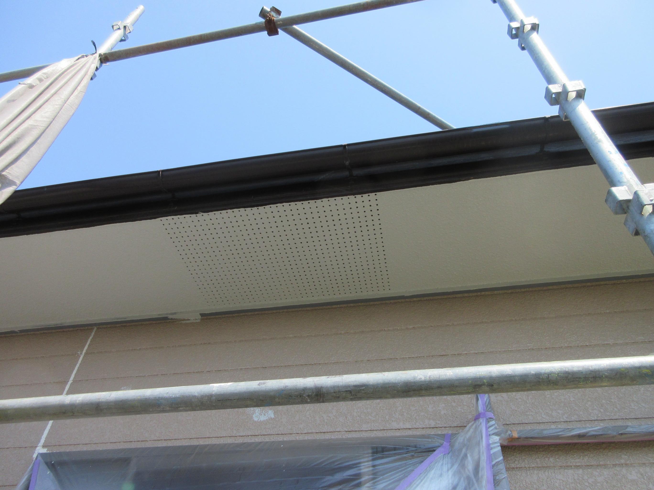 山陽小野田市k様邸屋根外壁フッ素塗装