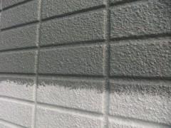 大阪府豊中市 H様邸 (外壁塗装)