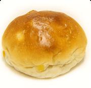 オレンジピールと クルミのパン  ¥60