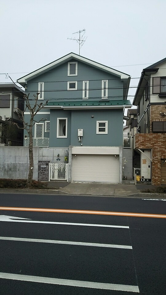 町田市内外壁塗装