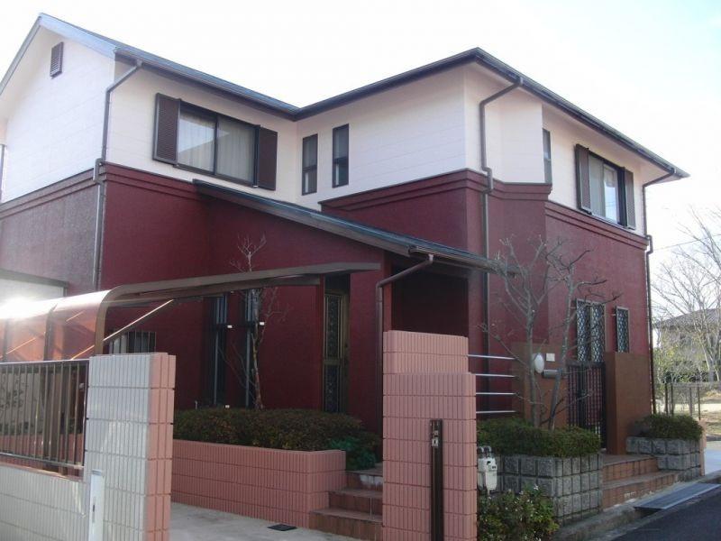 町田市 A様邸 住宅塗装   塗装の事なら加山塗装