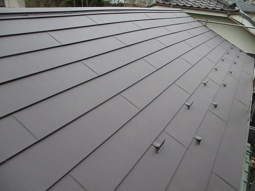 地震対策 屋根軽量化