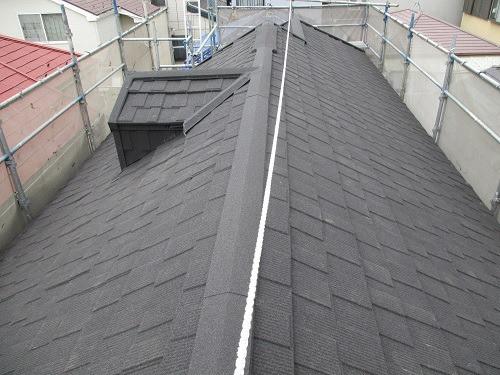 屋根葺き替え・カバー工法