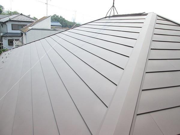 町田市 塗装 B様邸屋根   塗装の事なら加山塗装