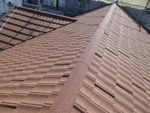 横浜市 地震対策で屋根の軽量化
