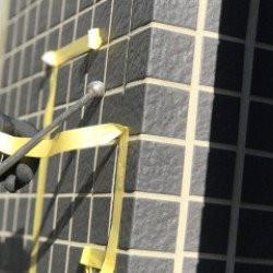 川口市/マンション   ◆外壁打診調査画像