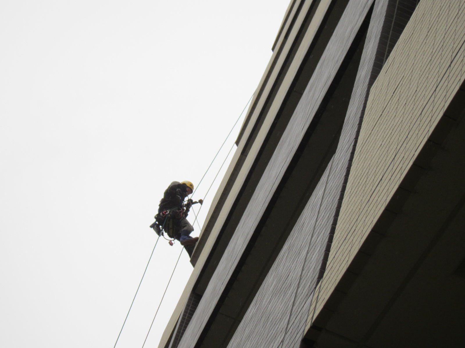 大田区/マンション   ◆外壁打診調査画像
