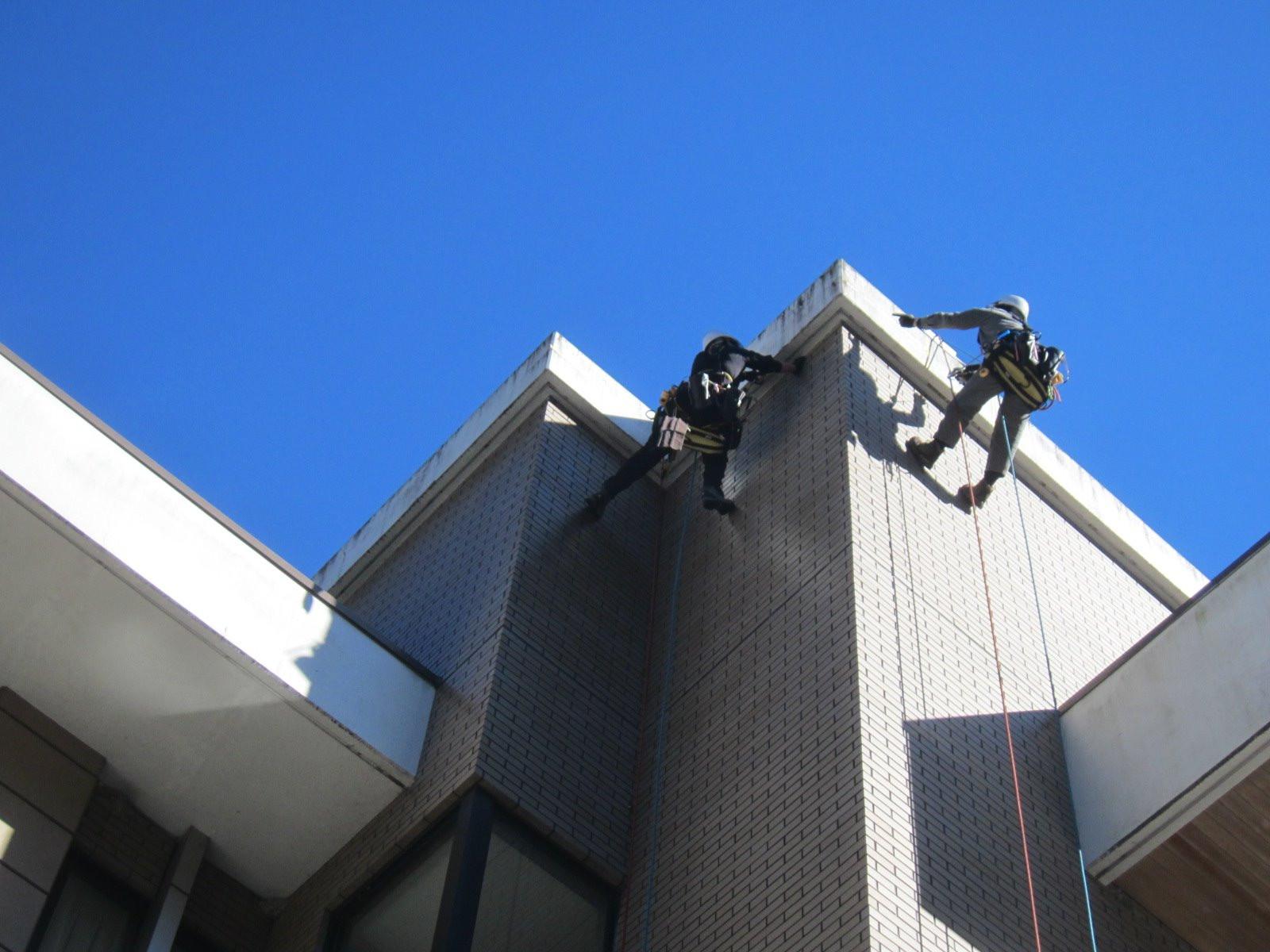 西多摩/施設      ◆外壁打診調査画像