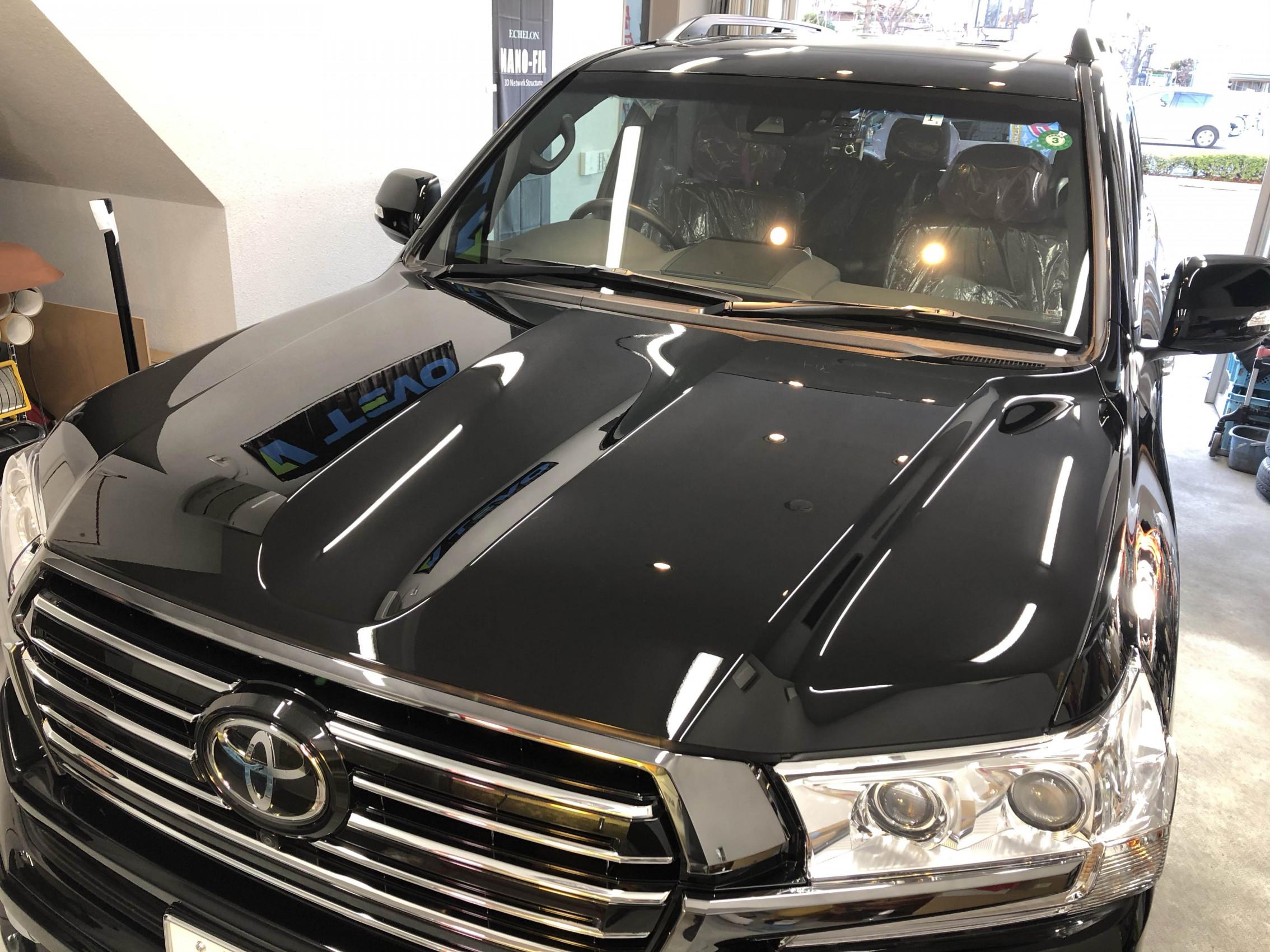 ランドクルーザーTEVO S60+S36